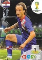 CARTE PANINI ADRENALYN COUPE DU MONDE FIFA BRESIL 2014 CROATIE IVAN RAKITIC - Trading Cards