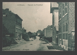 Milmort - Chaussée De Brunehaut - Photo De CPA Sur Papier Photo - Papeterie Henri Kaquet - Montégnée - Herstal