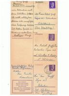 Bertrange Lager Umsiedelungslager Boberstein 1944 - Non Classés