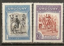 Uruguay 1952 Gen Artigas M * - Uruguay
