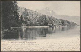 Station Kehrsiten Bürgenstock, Nidwalden, 1902 - Carl Engelberger AK - Ambulant No 20 - NW Nidwalden