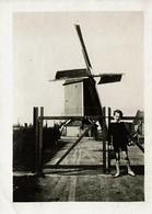 Moulin A Identifier Photo 9cm X 6,5cm - Belgium