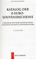Banknoten Katalog 0-EURO-Souvenirschein 2018 Neu 20€ Für Papiergeld 1.Auflage Der Souvenirnote Grabowski Battenberg - Ristampe