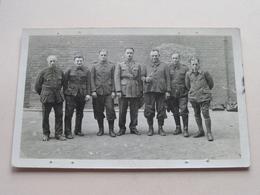 Soldaten / Soldats (prisonnier (?) Edit/Exp. CARLIER RAYMOND - N° 20750/1214 ( Zie/voir Photo ) Oflag VIII C 11 Geprüft - War, Military
