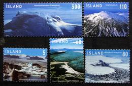 Iceland  2007  Minr.1163-67   MNH (**)  ( Lot F 757) - Nuovi