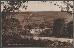 Widdecombe In The Moor, Devon, C.1930s - Sweetman RP Postcard - England