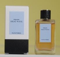 Port Gratuit - Miniature De Parfum Heat Wave De Prada Olfactories - Miniatures Modernes (à Partir De 1961)