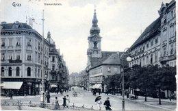 GRAZ CARTOLINA 4383 - Austria