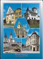 SLOVACCHIA - ZILINA - ALCUNE VEDUTE -  NUOVA SCRITTA AL VERSO - Slovacchia