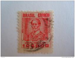 Brazilie Bresil Brasilien Brasil 1941-48 Série Courante Comte De Porto Alegre Yv 394 O - Brésil