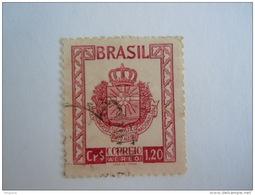 Brazilie Bresil Brasilien Brasil 1948 Congrès Eucharistique Yv PA 58 O - Poste Aérienne