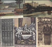 Lot De + De 560 CPA Principalement FRANCE - Petites Cartes Type Drouille - Cartes Postales