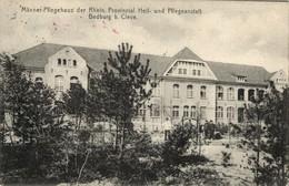 BEDBURG-HAU, Provinzial Heil- Und Pflegeanstalt, Männer-Pflegehaus (1916) AK (1) - Kleve