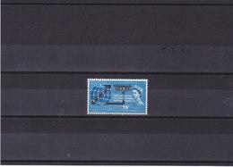 GB 1963 Cable Océanique  Yvert 381 NEUF** MNH - 1952-.... (Elizabeth II)