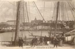 50 - GRANVILLE - Debarquement De La Morue - Granville