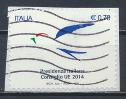 °°° ITALIA 2014 - PRESIDENZA ITALIANA CONSIGLIO D'EUROPA °°° - 2011-...: Usati