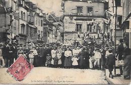 ELBEUF - 1906 -   LE BOUT DU COUVENT - Elbeuf