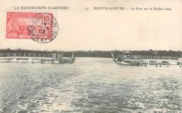 971 - Guadeloupe - Pointe-à-Pitre - Le Pont Sur La Rivière Salée, La Guadeloupe Illustrée - Pointe A Pitre