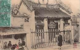 Vietnam - Tonkin - Nam-Dinh, Pagode Rue Chinoise - Vietnam