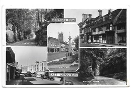 REAL PHOTO POSTCARD -  EAST GRINSTEAD MULTIVIEW - ----- B351 - Other