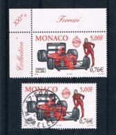 Monaco 2000 Autos Mi.Nr. 2528 ** + Gestempelt - Monaco