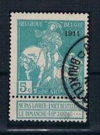 Belgien 1911 Mi.Nr. 83 II - 1910-1911 Caritas