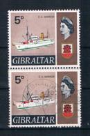 Gibraltar 1969 Schiffe Mi.Nr. 224 ** + Gestempelt - Gibraltar