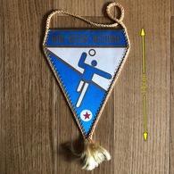 Flag (Pennant / Banderín) ZA000479 - Handball Croatia BSK Bizovac - Handball