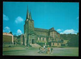 Cpm St004221 église D'amay , Enfants Et Vélos - Amay