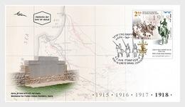 Israel - Postfris / MNH - FDC Eerste Wereldoorlog 2018 - Israël
