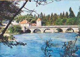 Aube        H30        Bar-sur-Seine.La Seine Au Pont De Villeneuve - Bar-sur-Seine