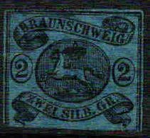 BRUNSWICK # 2              S12755 - Brunswick