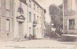 Aude        462        Castelnaudary.Hôpital De La Croix Rouge ( Guerre 14-15 ) - Castelnaudary
