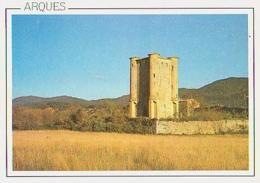 Aude        H123        ARQUES.Château De Gilles De Voisins - Autres Communes