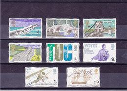 GB 1968 Yvert 506-513 NEUF** MNH - 1952-.... (Elizabeth II)