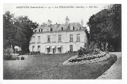 SAINT-CYR  (cpa 37)  LA PERAUDIERE  (sud-est)  ## Très RARE ##   - L  1 - Saint-Cyr-sur-Loire