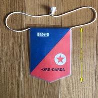 Flag (Pennant / Banderín) ZA000485 - Handball Croatia ORK Darda - Handball