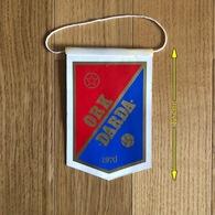 Flag (Pennant / Banderín) ZA000486 - Handball Croatia ORK Darda - Handball