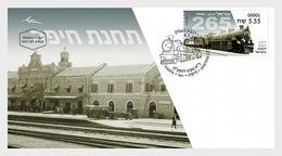 Israel - Postfris / MNH - FDC The Valley Spoorweg 2018 - Israël