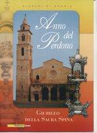 2005 Italia, Folder Anno Del Perdono Giubileo Della Sacra Spina, Al Prezzo Di Copertina - 6. 1946-.. Repubblica