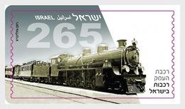 Israel - Postfris / MNH - The Valley Spoorweg 2018 - Israël