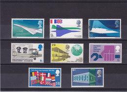 GB 1969   Yvert 555-562 NEUF** MNH - 1952-.... (Elizabeth II)
