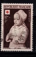 YV 914 Croix Rouge Oblitérée Cote 3,80 Euros - France
