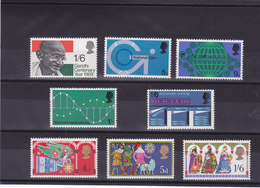 GB 1969  Yvert 574-581 NEUF** MNH - 1952-.... (Elizabeth II)