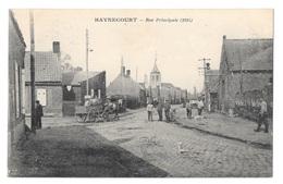 (22040-59) Haynecourt - Rue Principale - Ecommoy