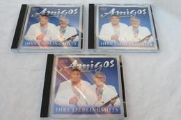 """3 CDs Box """"Amigos"""" Ihre Lieblingshits - Musik & Instrumente"""