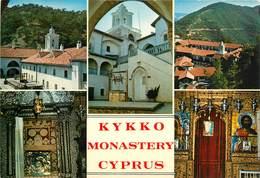 CPSM Cyprus-Monastery Kykko                                     L2688 - Chypre