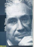 2003 Italia, Folder Aldo Moro, Al Prezzo Di Copertina - 6. 1946-.. Repubblica