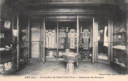 Ars (01) - Presbytère Du Saint Curé D'Ars - Chambre Des Reliques - France