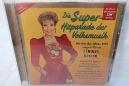 """CD """"Die Super-Hitparade Der Volksmusik"""" Vorgestellt Von Carolin Reiber - Musik & Instrumente"""